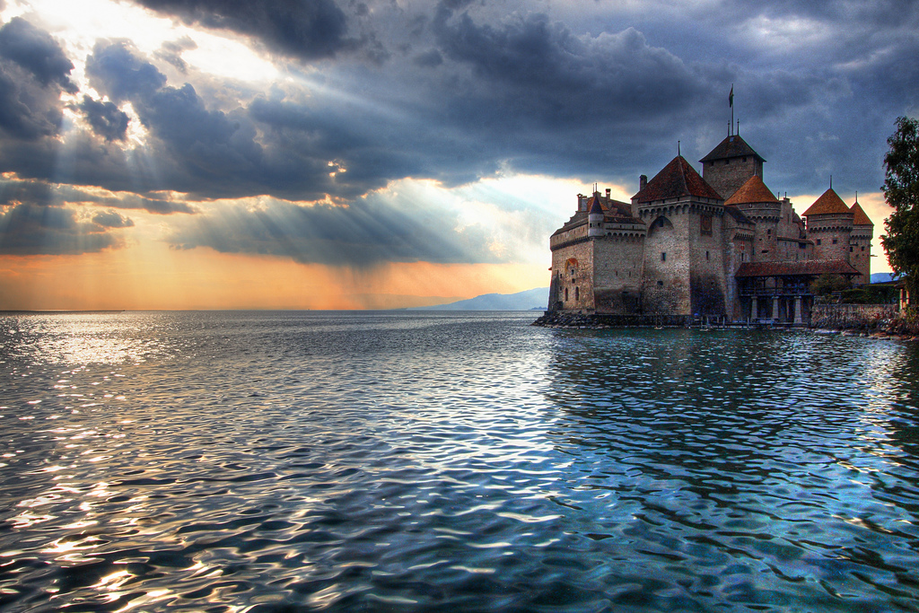 chateau-de-chillon